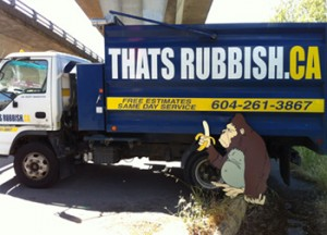 That's Rubbish Truck